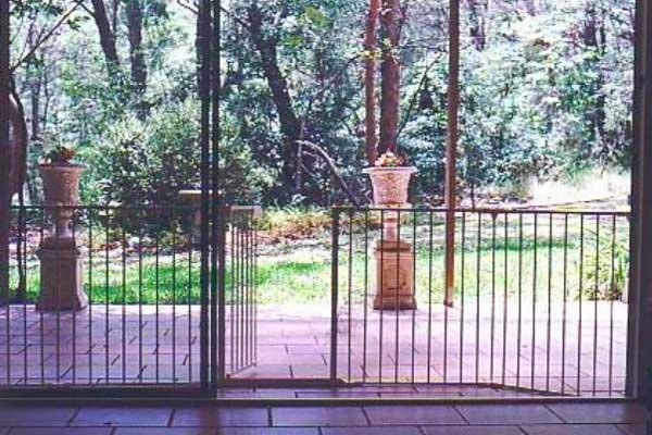 Sentry Fence