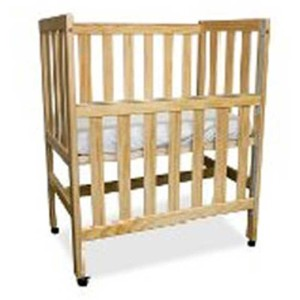 Small Wooden Cot